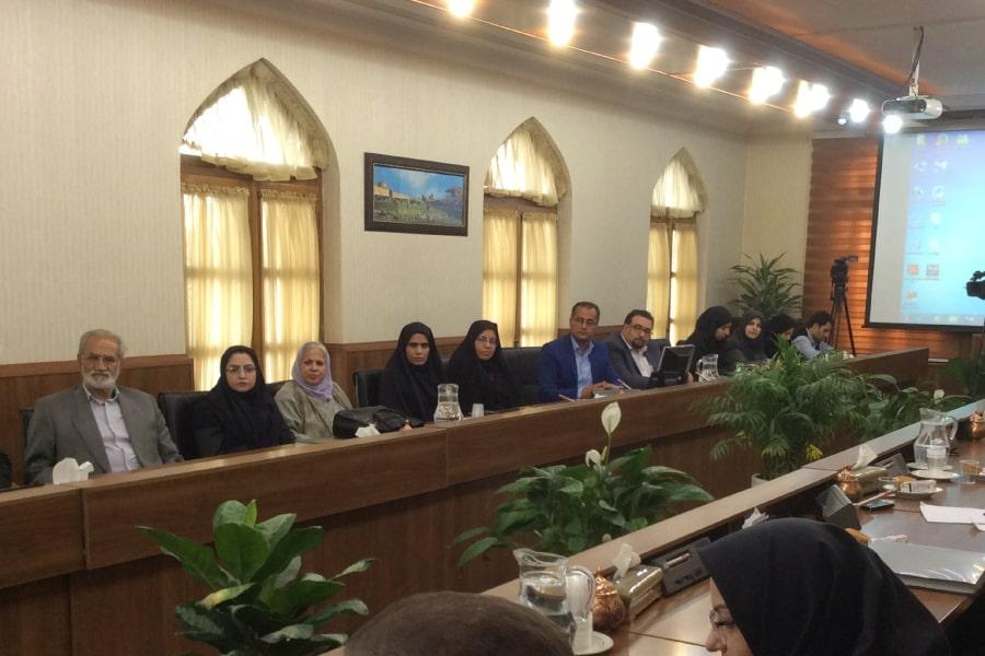 رویداد فرهنگی ، ایجاد موزه بزرگ اصفهان با حضور استاندار محترم اصفهان