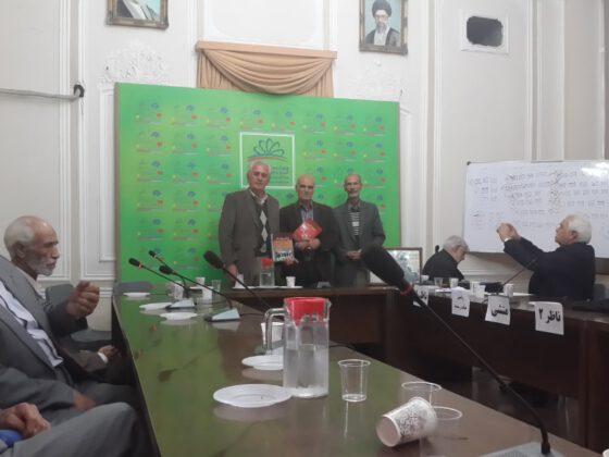 رویداد انتخابات هیئت مدیره انجمن موزه داران