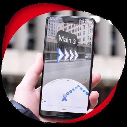 واقعیت افزوده (augmented reality) -شتاب دهنده سیوان